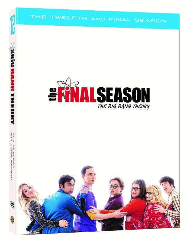 None - The Big Bang Theory -The Final Season