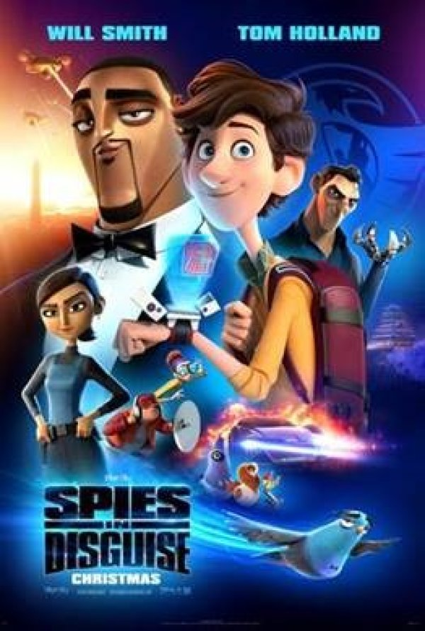 image for SPIES IN DISGUISE