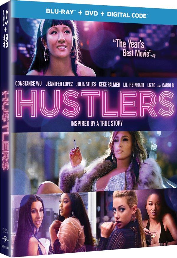 None - Hustlers
