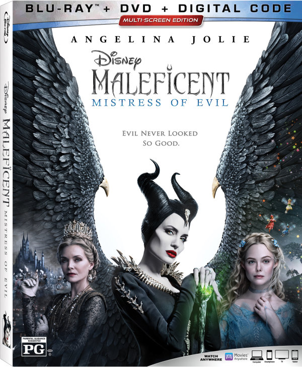 "None - ""Maleficent: Mistress of Evil"""