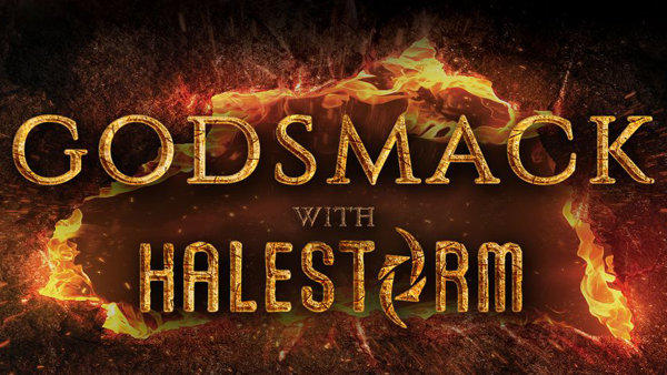 None - Win 'Em Before You Can Buy 'Em: Godsmack Tickets!