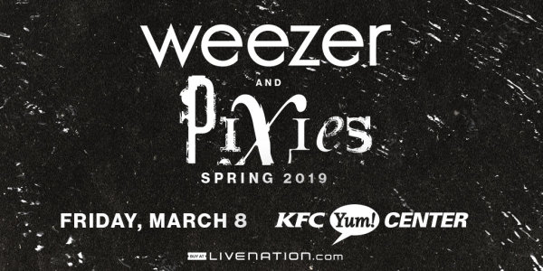 None - Weezer & The Pixies *LAST CHANCE* On-Air Giveaway!