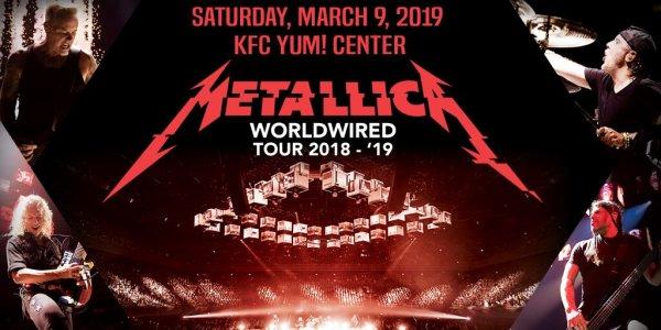 None - Win Metallica Tickets!
