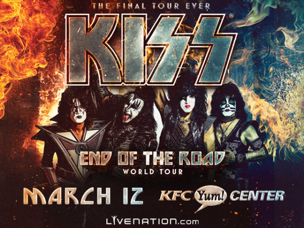 None - KISS: End of the Road World Tour - Online Giveaway
