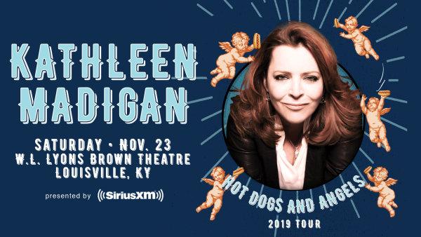 None - Win Kathleen Madigan Tickets!