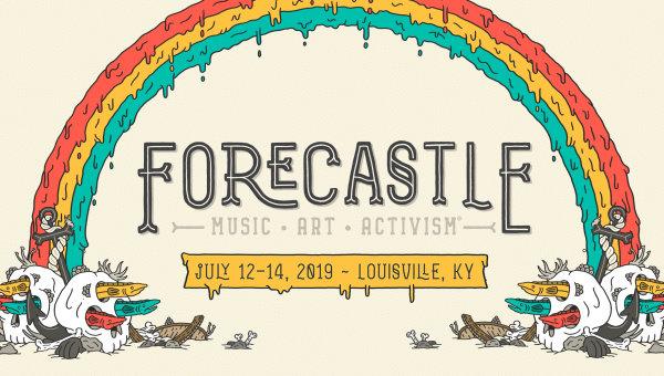 None - Win Forecastle Tickets!
