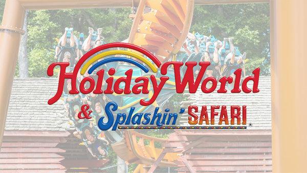 None - Win Holiday World & Splashin' Safari Tickets!