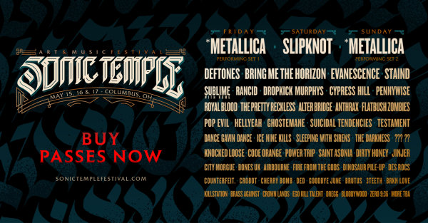 None - Win Sonic Temple Festival Tickets!