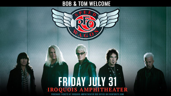 None - Win REO Speedwagon Tickets!