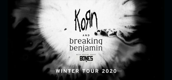 None - Win Korn & Breaking Benjamin Tickets!