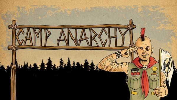 None - WIN TICKETS TO CAMP ANARCHY