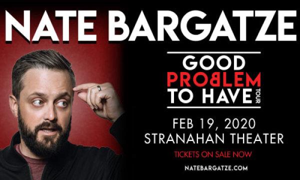 None - Win Nate Bargatze Tickets!