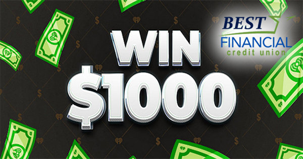 None - You Could Win $1,000... Every Hour!