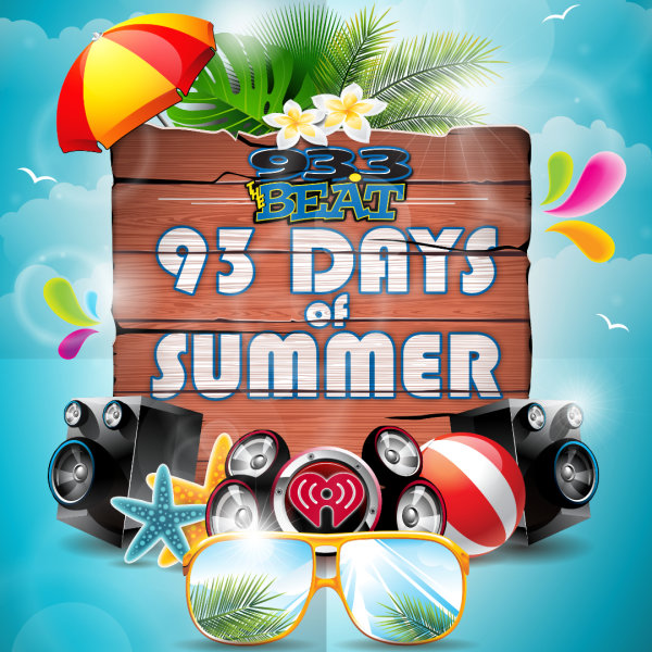 None - 93 Days Of Summer Giveaway
