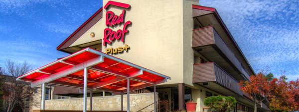 None - Red Roof Inn.