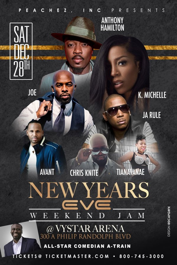 None - New Years Eve Weekend Jam 2019