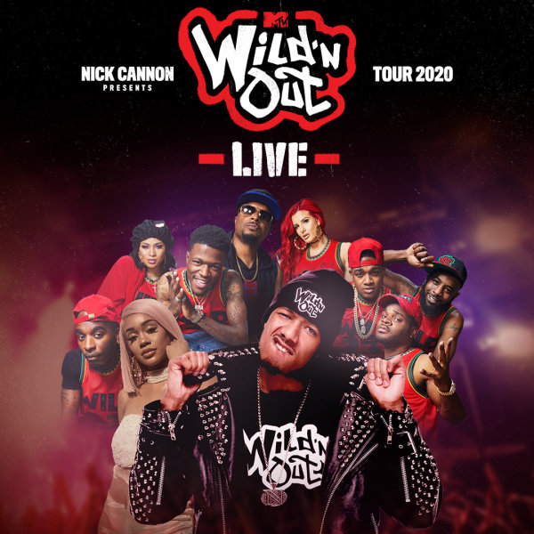 None - Win A Pair of Tickets For Nick Cannon Wild'N Out Tour