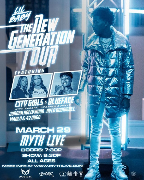 None - Enter to win tickets to see Lil Baby