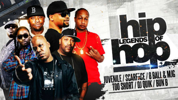 None - Enter to win a pair of tickets to Legends of Hip Hop!