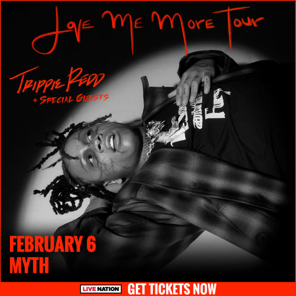 None - Enter to win a pair of tickets to see Trippie Redd!