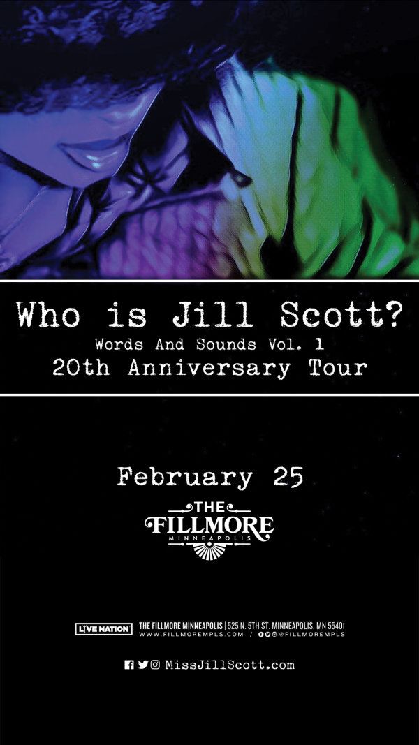 None - Enter to win tickets to see Jill Scott!