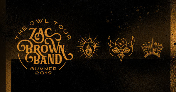None - Win tickets to Zac Brown Band at The AMP!