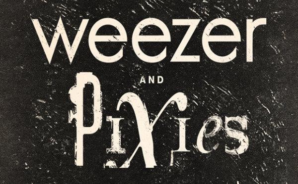 None - Weezer and & The Pixies Online Ticket Giveaway!