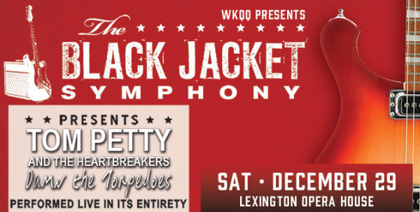 None - Win Tickets to The Black Jacket Symphony Performing Tom Petty's Damn The Torpedoes!