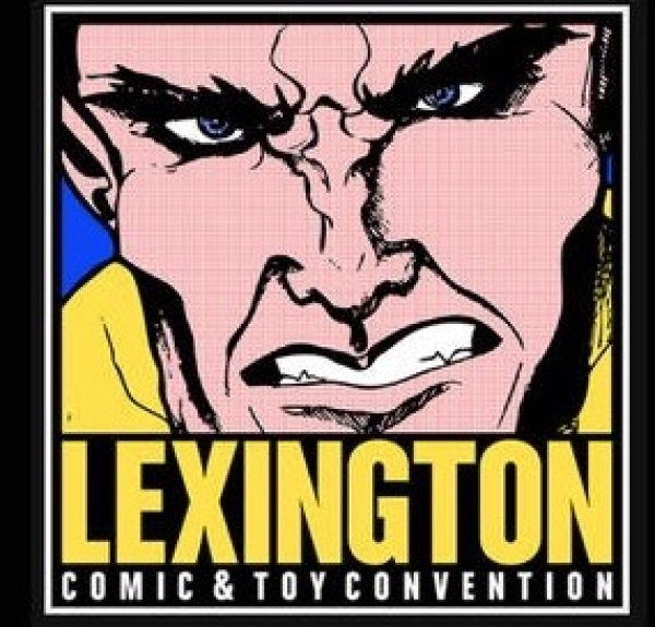 image for Win tickets to the Lexington Comic Con Convention!
