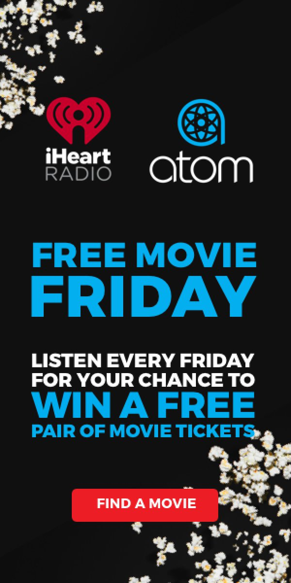 None - Free Movie Friday from Atom tickets