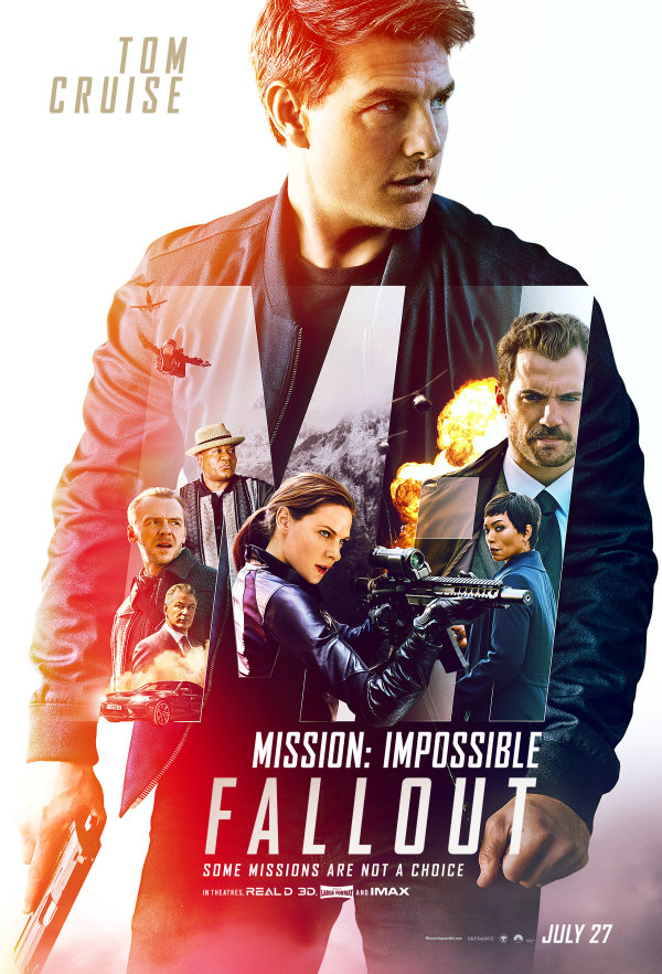 Flyaway to Paris for the Mission: Impossible - Fallout premiere.