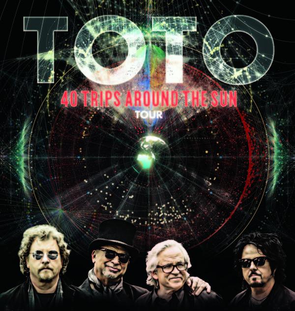 None - Toto - 40 trips Around the Sun Tour
