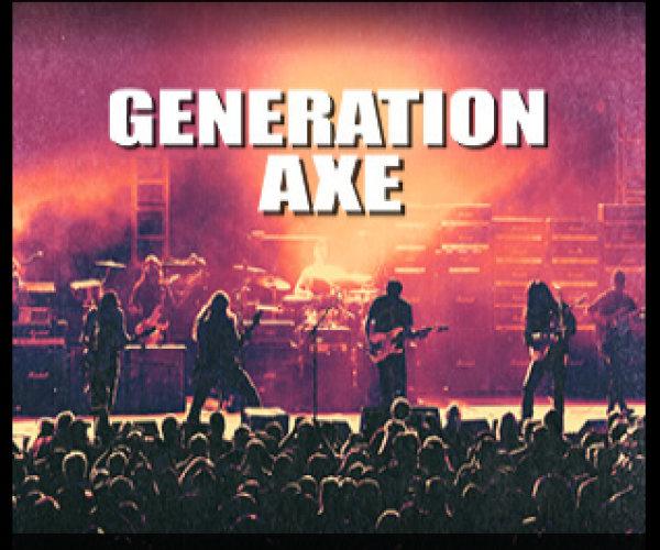 None - Generation Axe