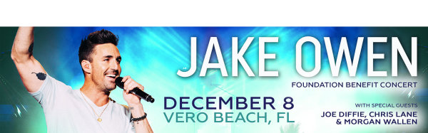 None - Jake Owen at Indian River County Fairgrounds!