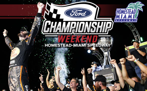 None -  Ford Championship Weekend 2018!