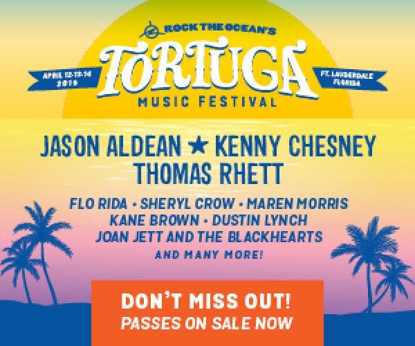 None - Tortuga Music Festival!
