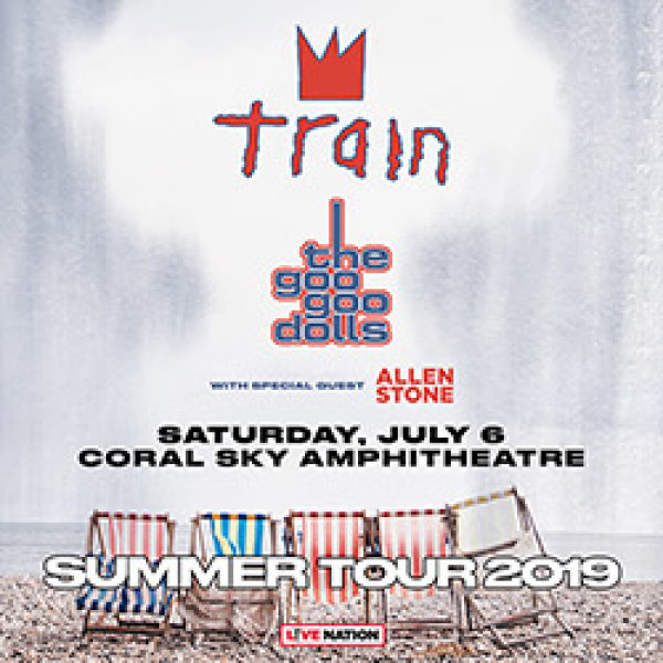 None - Train & The Goo Goo Dolls in concert