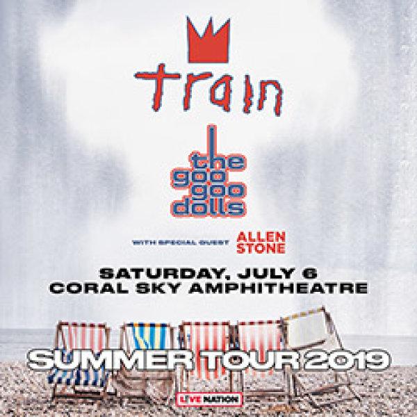None - Train & The Goo Goo Dolls in concert