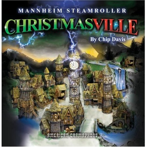 None - Enter to win a copy of Christmasville!