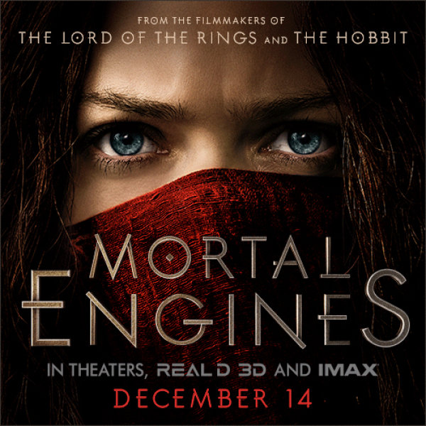 None - Universal Pictures' MORTAL ENGINES advance screening