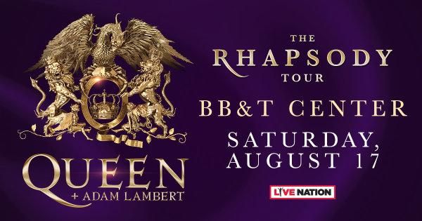 None - QUEEN + Adam Lambert