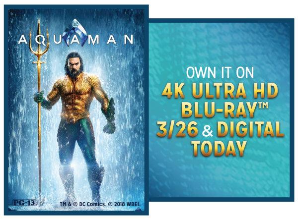None - Aquaman