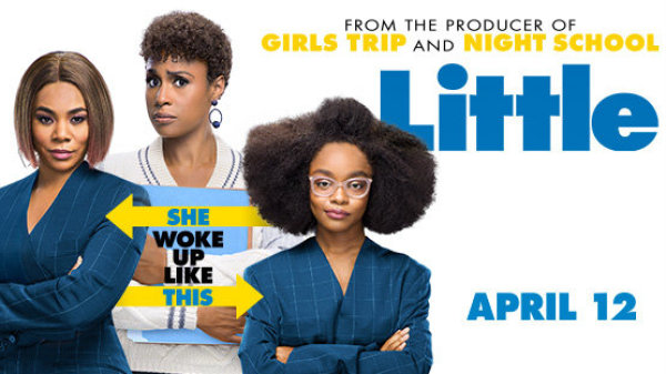 None - Win A Pair Of Tickets To See Little!