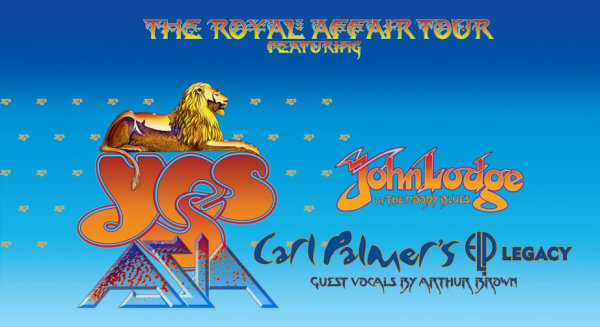 None - YES & The Royal Affair Tour
