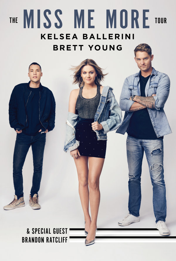 None - Win Tickets to See Kelsea Ballerini & Brett Young!
