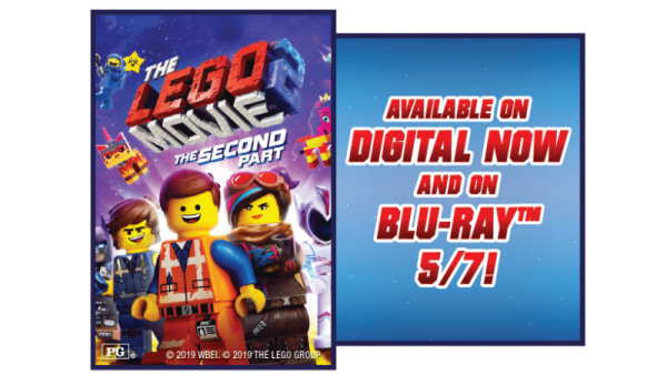 None - The LEGO® Movie 2: The Second Part