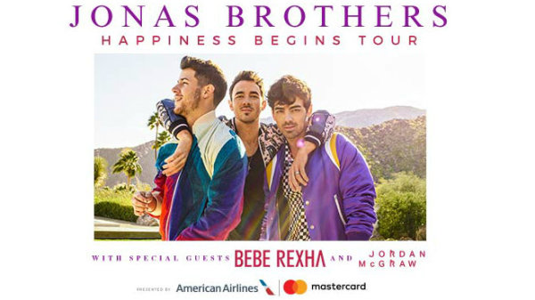 None -  Jonas Brothers @ American Airlines Arena