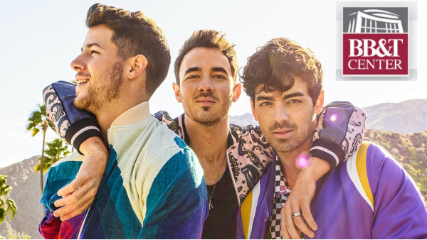 Jonas Brothers @ BB&T Center