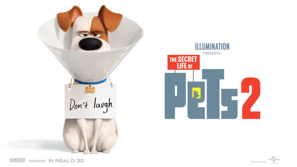 None - THE SECRET LIFE OF PETS 2: Advanced Screening
