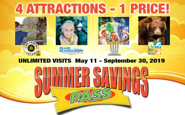 None - Summer Savings Pass